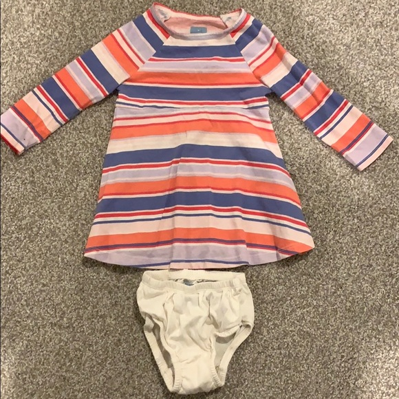 GAP Other - GAP long sleeve Stripe dress: 18-24 mths